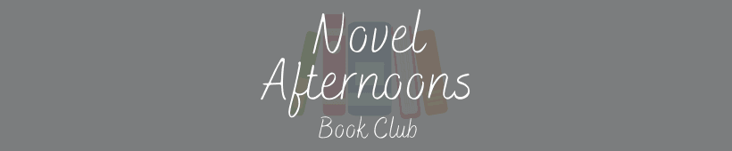 Novel Afternoons Book Club Header